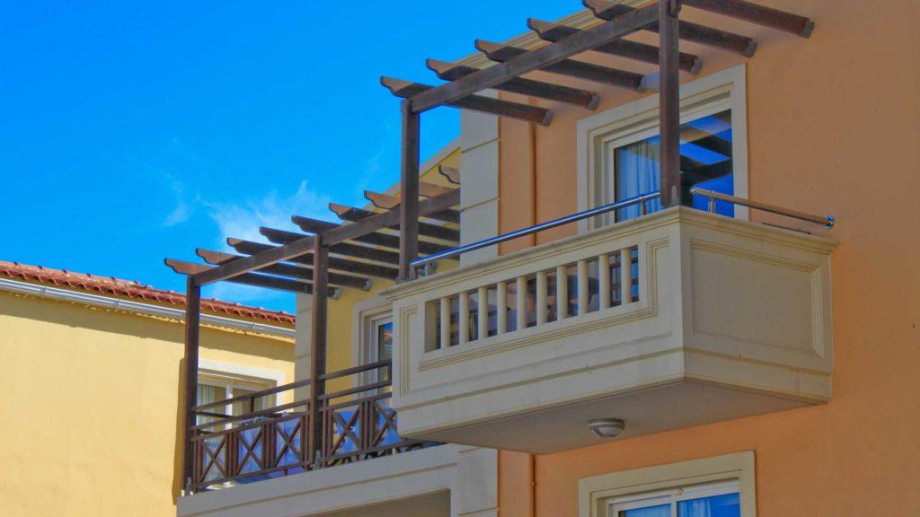 Standard Studio Exterior Porto Kalamaki Chania Crete
