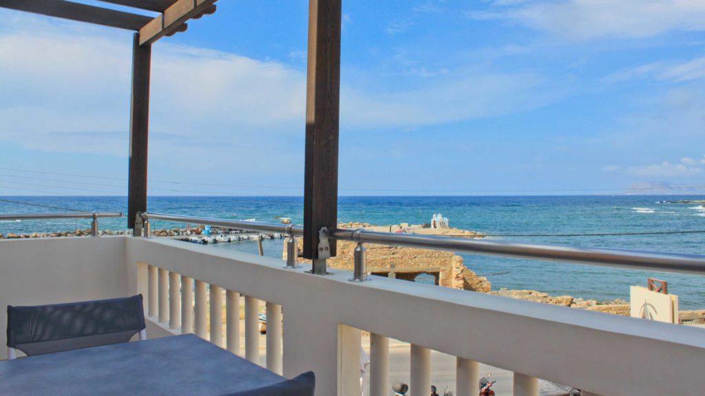 Junior Suite Balcony - Porto Kalamaki Chania Crete