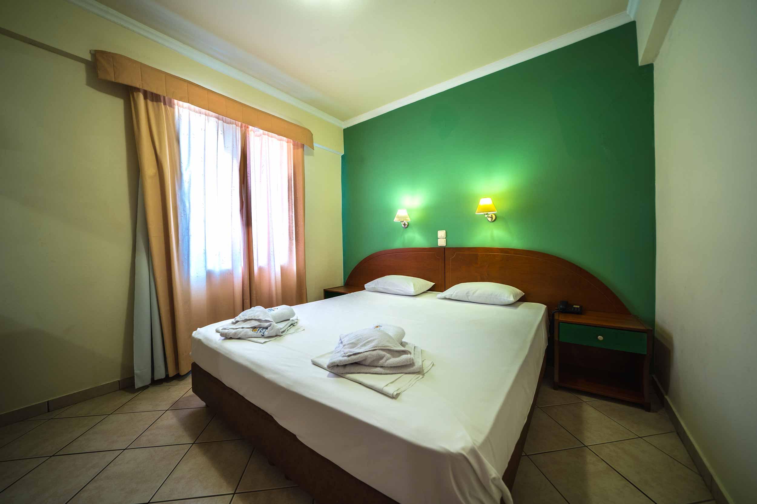 Bedroom Apartment - Porto Kalamaki Hotel Chania